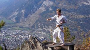 Kyokushinkai Berge